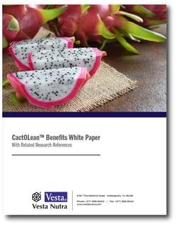 CactOLean Whitepaper